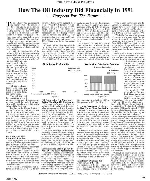 Maritime Reporter Magazine, page 86,  Apr 1992 South Carolina