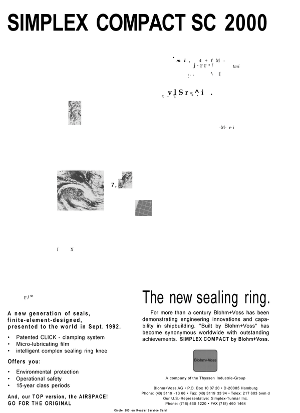 Maritime Reporter Magazine, page 24,  Sep 1994