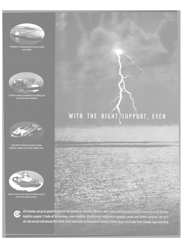 Maritime Reporter Magazine, page 50,  Apr 2000 transportation