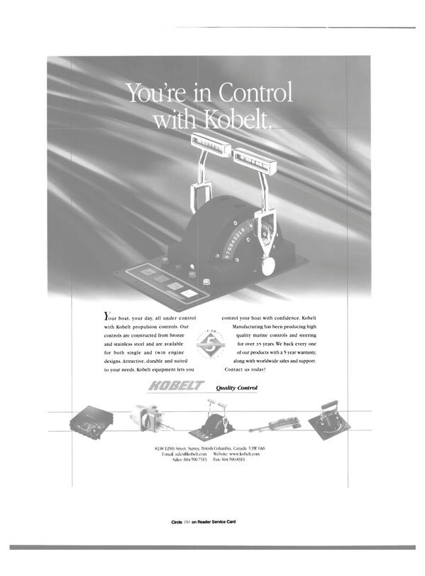 Maritime Reporter Magazine, page 34,  Jun 15, 2000 Kobelt Manufacturing
