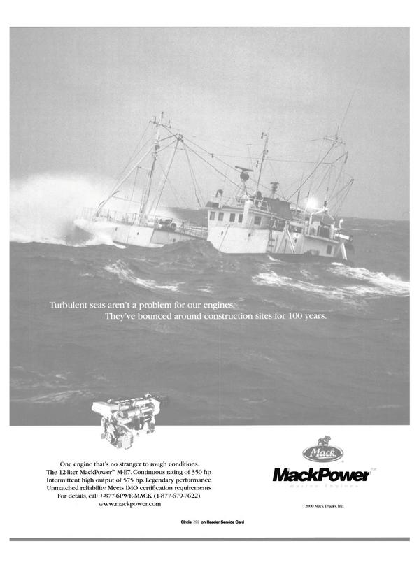 Maritime Reporter Magazine, page 19,  Nov 2000