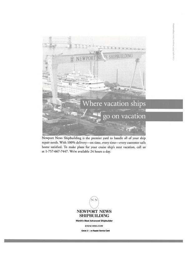 Maritime Reporter Magazine, page 20,  Dec 2000