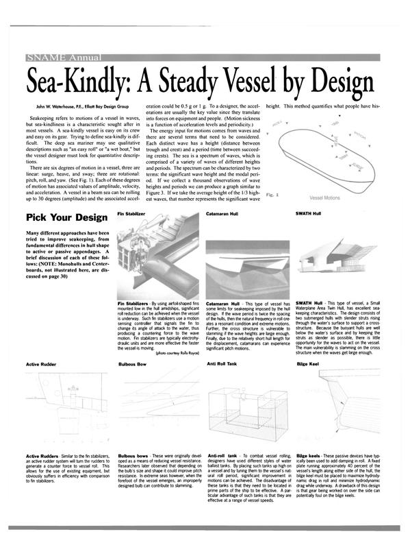 Maritime Reporter Magazine, page 26,  Oct 2001 energy