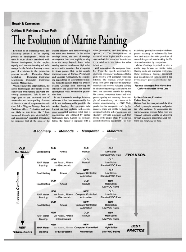 Maritime Reporter Magazine, page 42,  Oct 2003