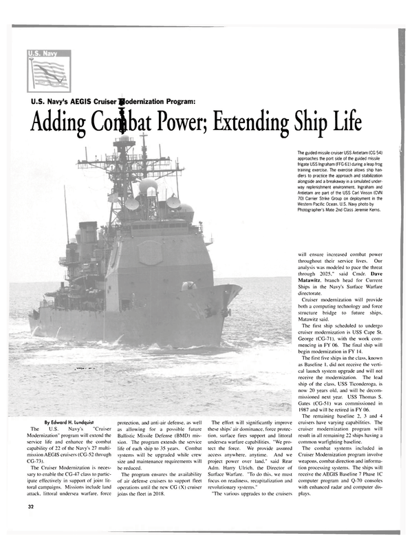 Maritime Reporter Magazine, page 32,  Jan 2004