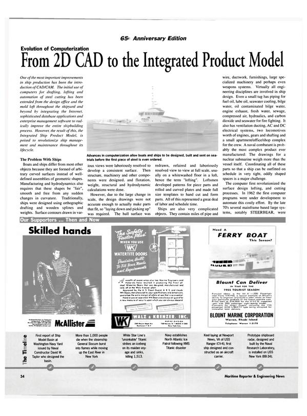 Maritime Reporter Magazine, page 34,  Aug 2004