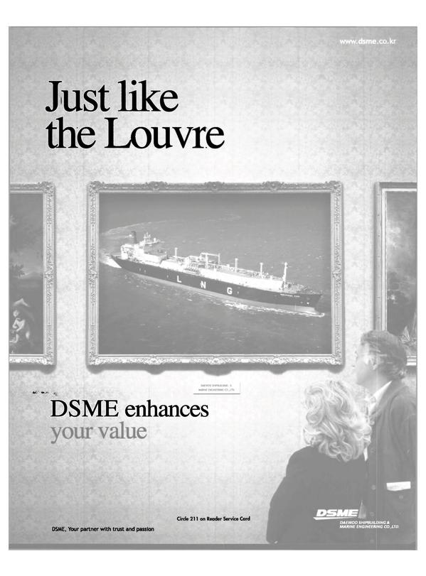 Maritime Reporter Magazine, page 25,  Dec 2004