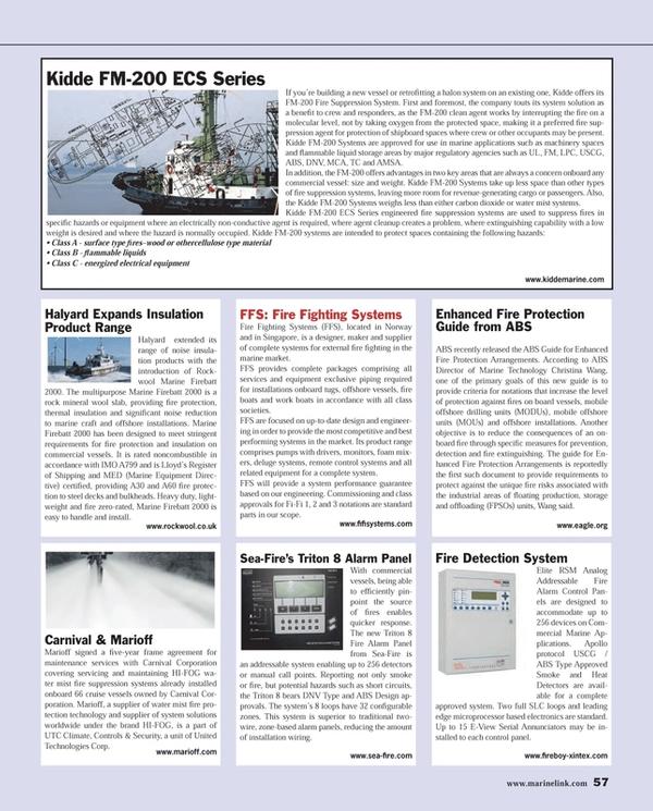 Maritime Reporter Magazine, page 57,  Mar 2014 Apollo protocol