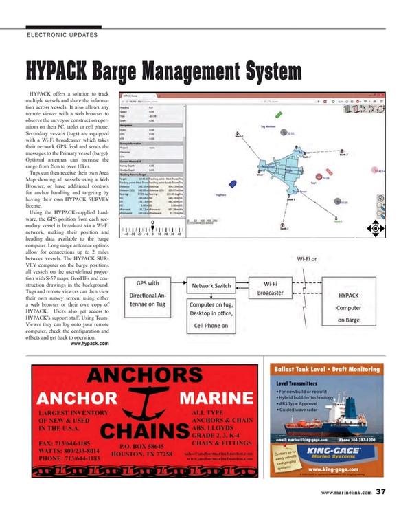Maritime Reporter Magazine, page 37,  Jul 2015