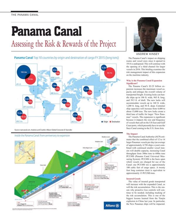 Maritime Reporter Magazine, page 18,  Jul 2016