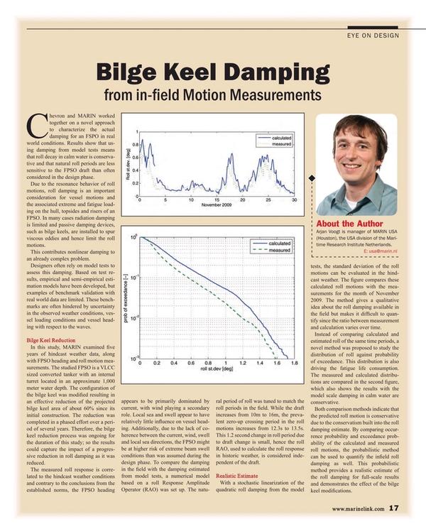 Maritime Reporter Magazine, page 17,  Jul 2017