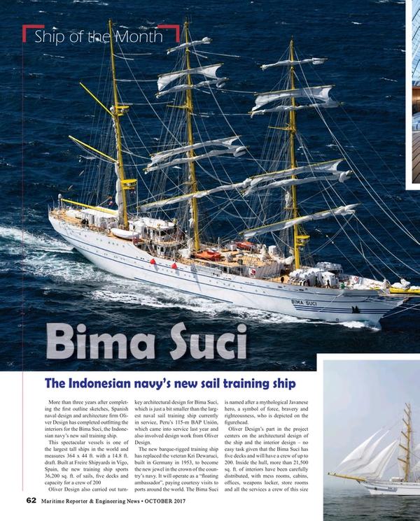 Maritime Reporter Magazine, page 62,  Oct 2017