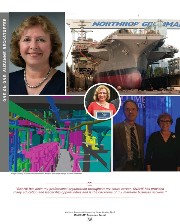 Maritime Reporter Magazine, page 38,  Oct 2018