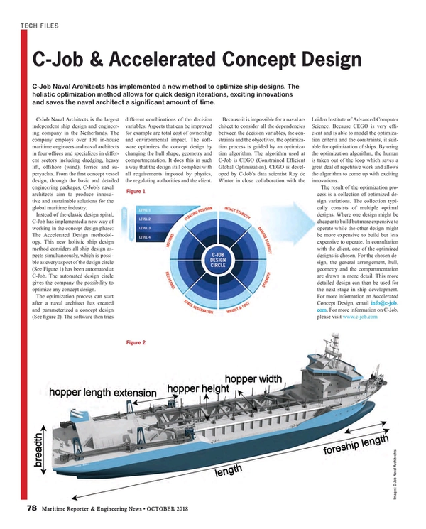 Maritime Reporter Magazine, page 78,  Oct 2018