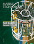 Marine Technology Magazine Cover Nov 2018 - Acoustic Doppler Sonar Technologies ADCPs and DVLs