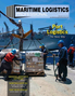 Maritime Logistics Professional Magazine Cover May/Jun 2019 - US and International Navy Ports