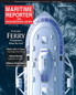 Maritime Reporter Magazine Cover Feb 2019 - Ferry Builders