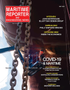Maritime Reporter Magazine Cover May 2020 - Fleet Management