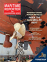 Maritime Reporter Magazine Cover Jan 2021 - The Ship Repair & Conversion Edition