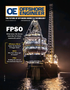 Offshore Engineer Magazine Cover Jan 2021 - Floating Production Outlook