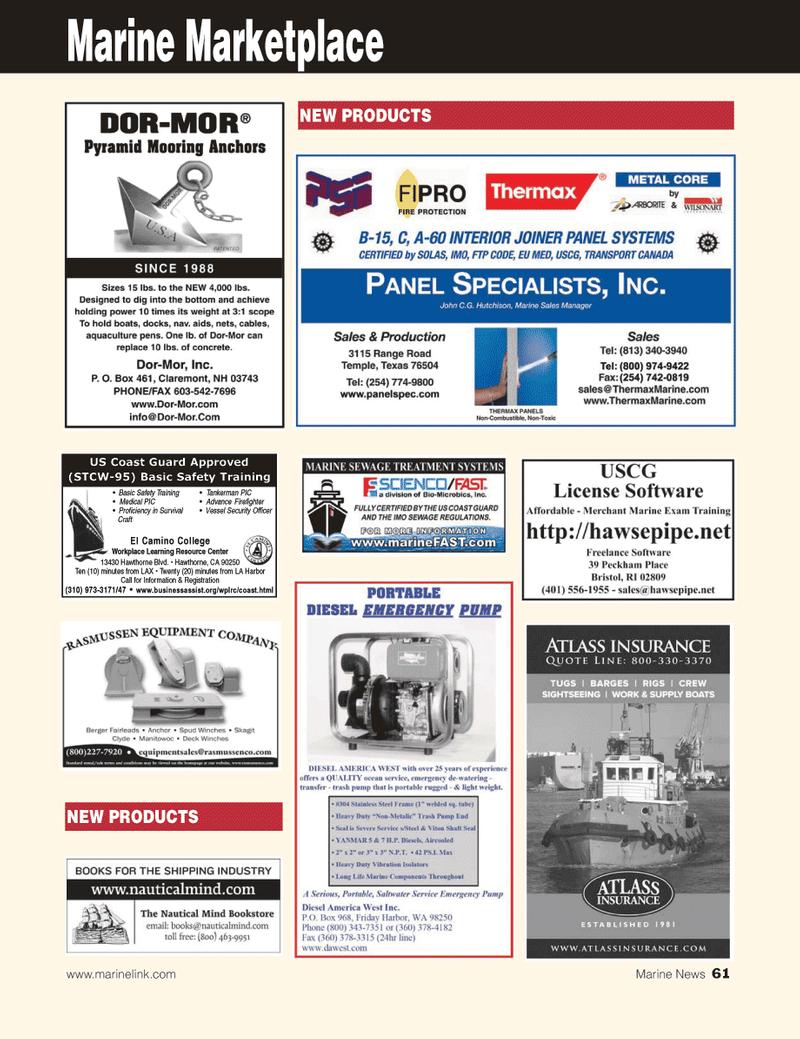 html, Marine News Magazine May 2011 #61
