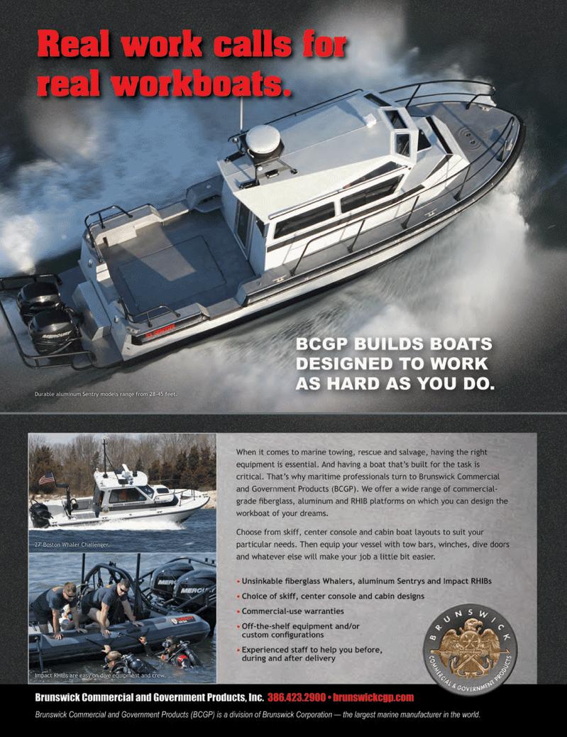 Marine News Magazine, page 1,  Mar 2013