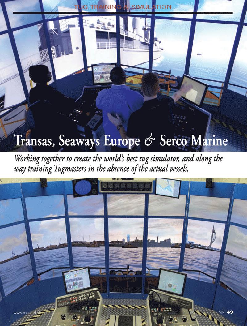 Marine News Magazine, page 49,  Oct 2013