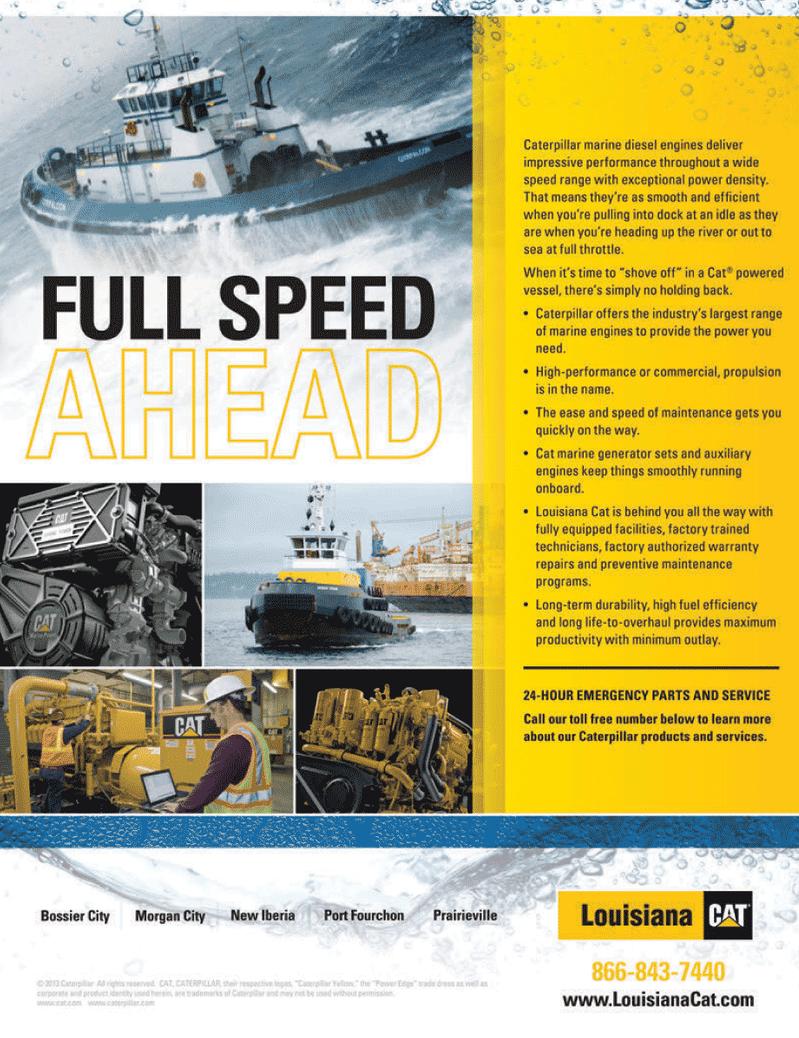 Marine News Magazine, page 9,  Jan 2014