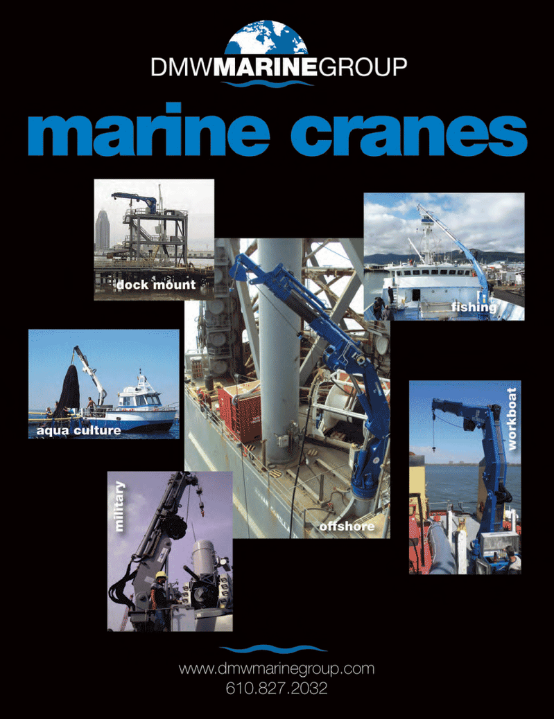 Marine News Magazine, page 2nd Cover,  Mar 2014
