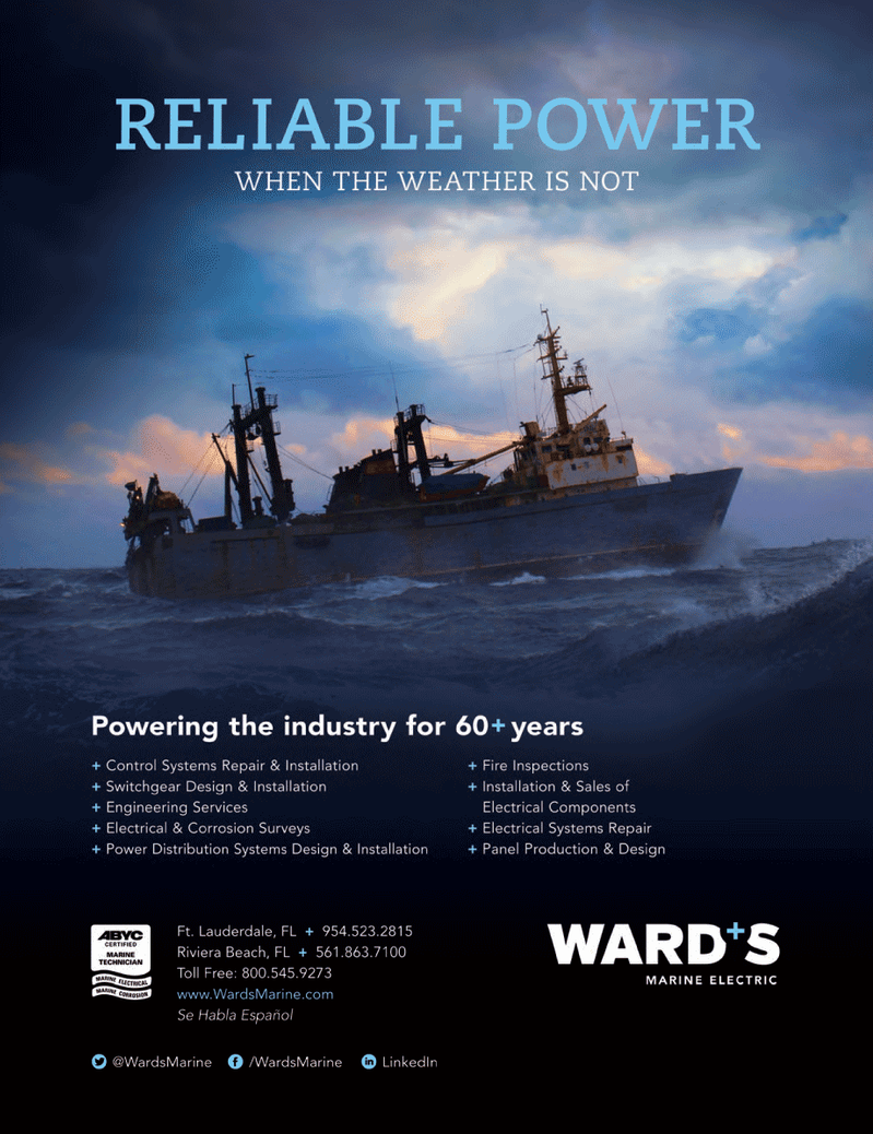 Marine News Magazine, page 19,  Mar 2014
