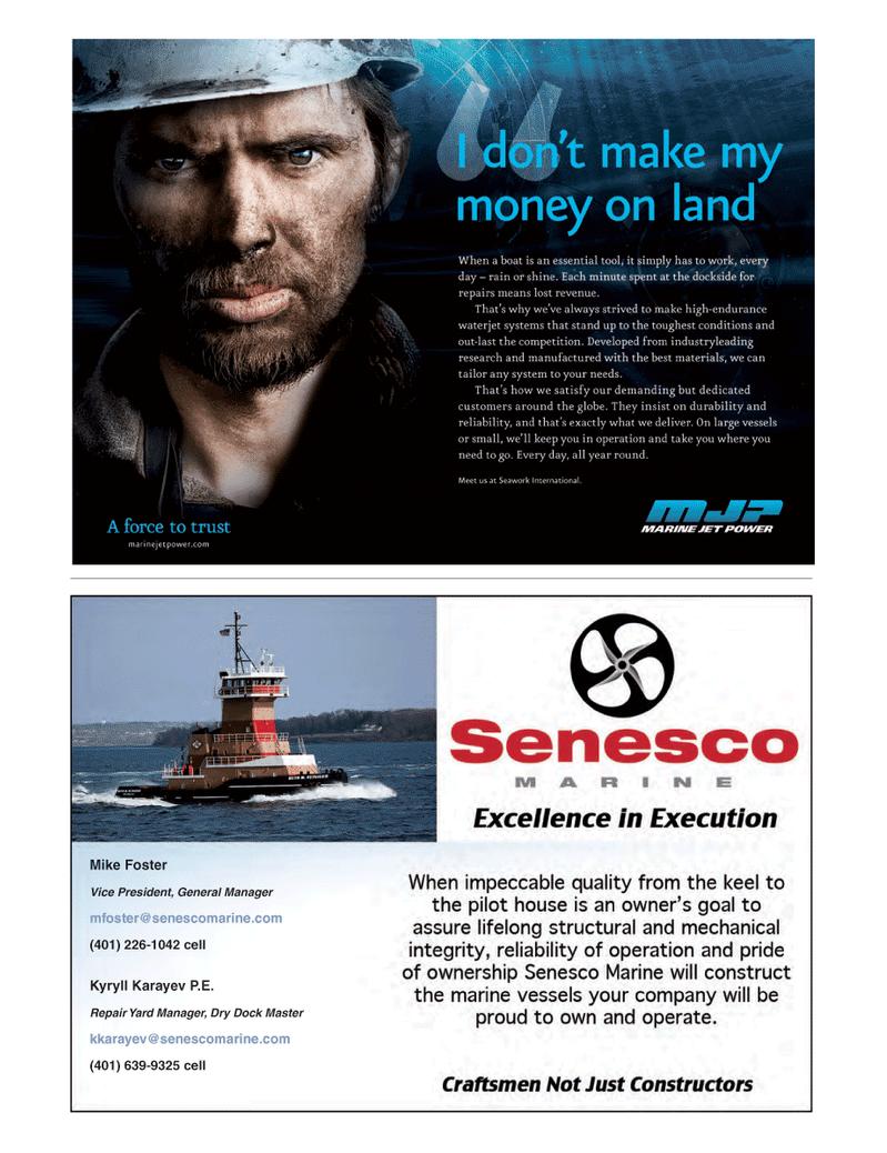 Marine News Magazine, page 35,  May 2014