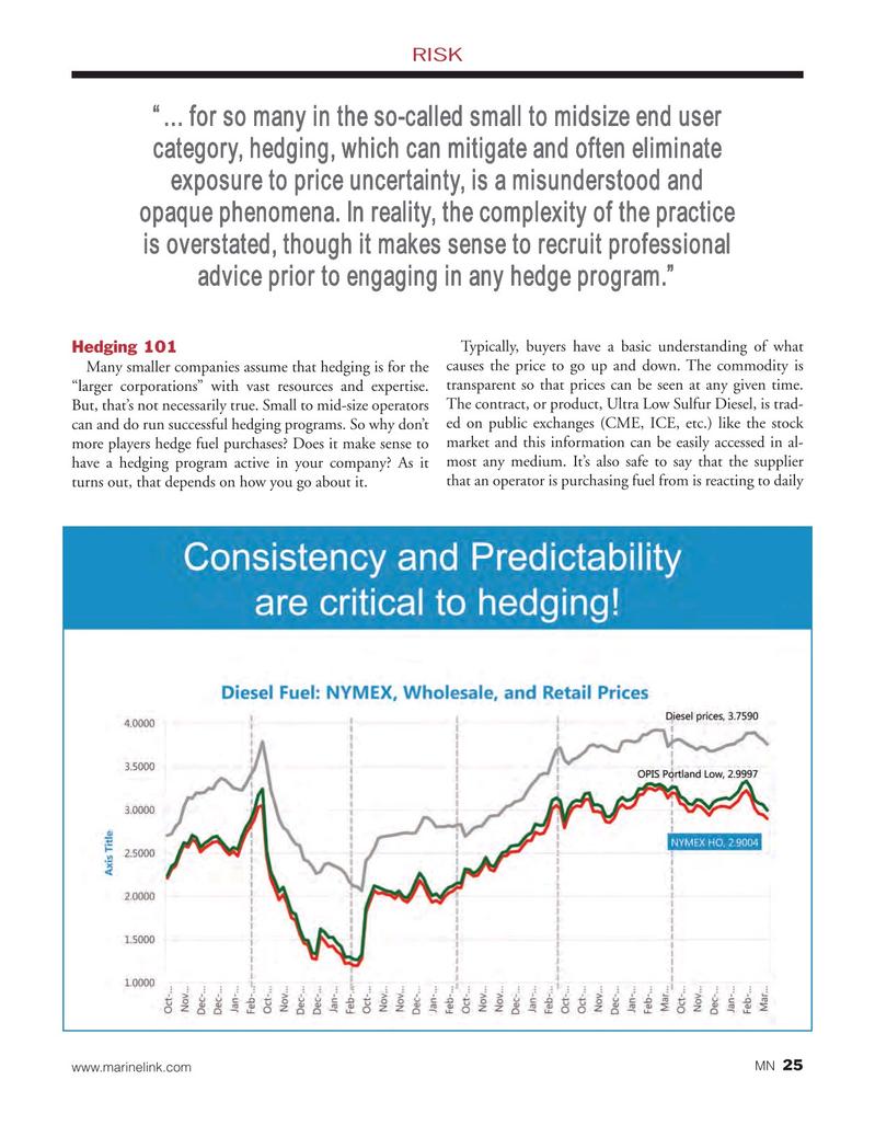 Marine News Magazine, page 25,  Mar 2015
