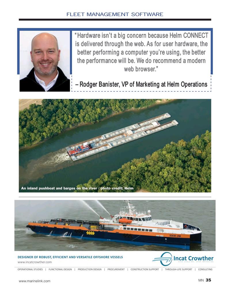 Marine News Magazine, page 35,  Mar 2015