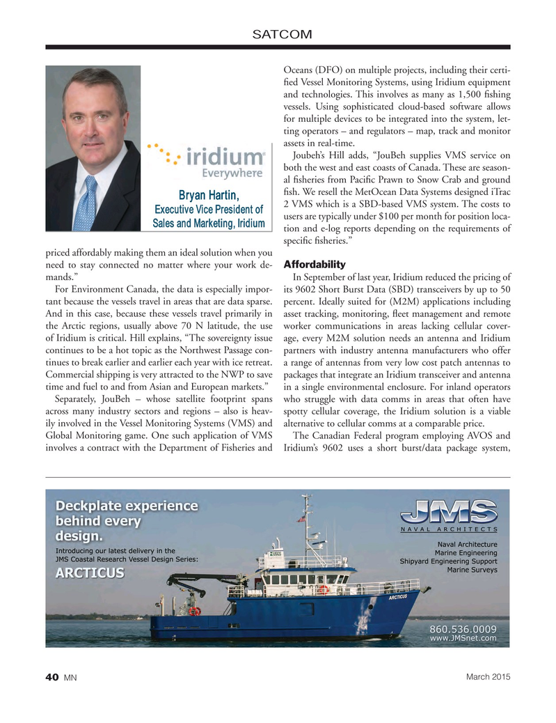 Marine News Magazine, page 40,  Mar 2015