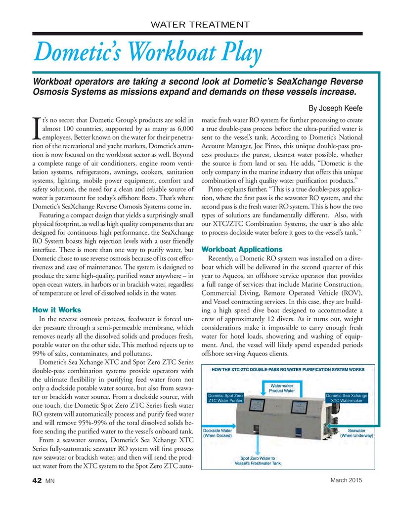 Marine News Magazine, page 42,  Mar 2015