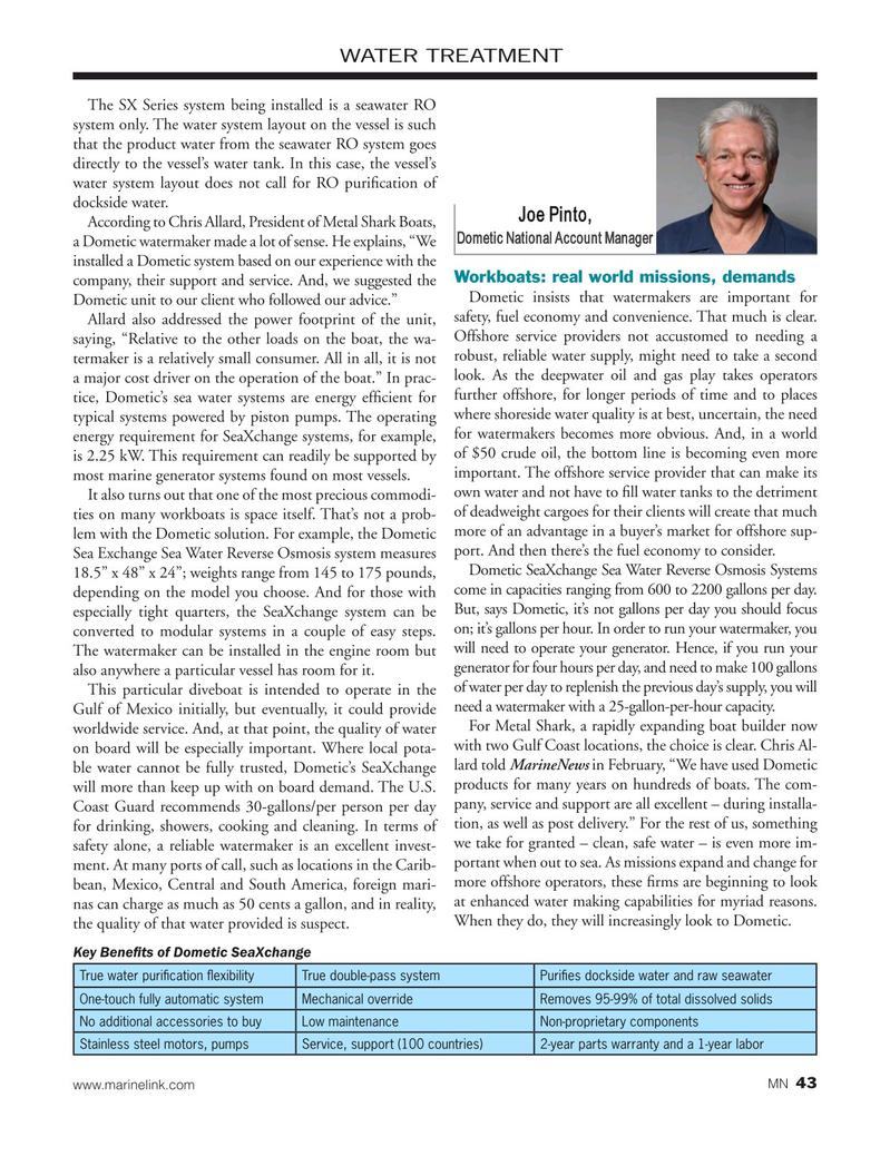 Marine News Magazine, page 43,  Mar 2015