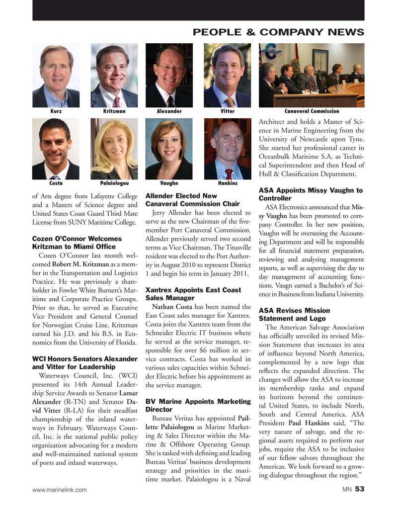 Marine News Magazine, page 53,  Mar 2015