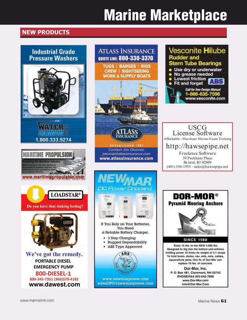 Marine News Magazine, page 61,  Mar 2015