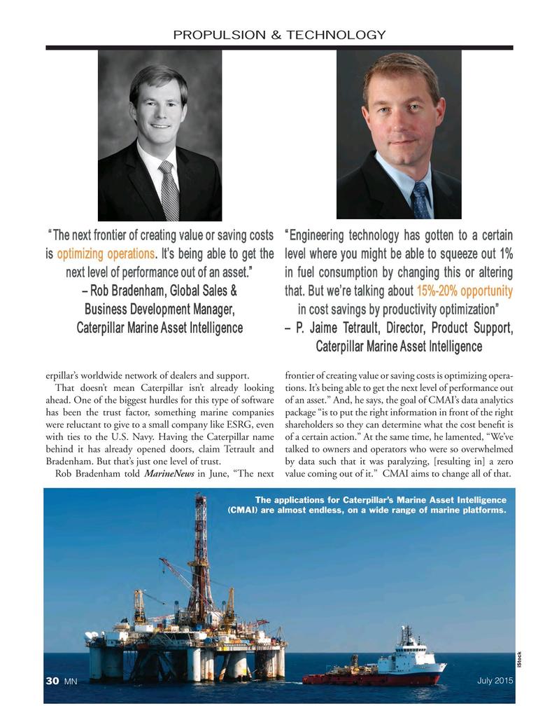 Marine News Magazine, page 30,  Jul 2015