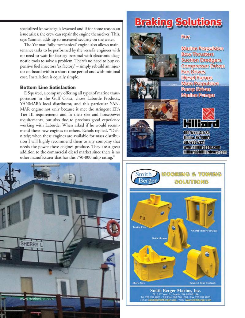 Marine News Magazine, page 35,  Jul 2015