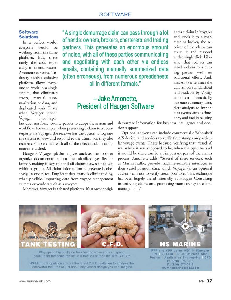 Marine News Magazine, page 37,  Jul 2015