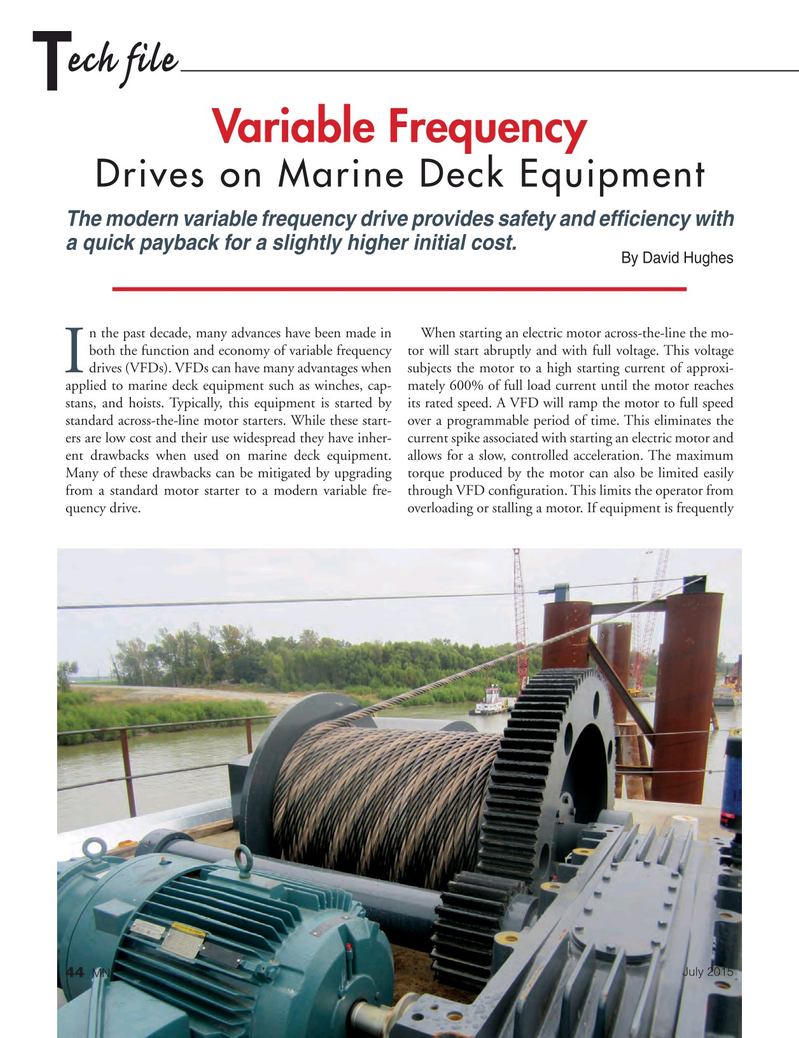 Marine News Magazine, page 44,  Jul 2015