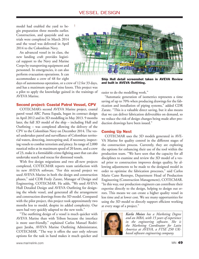 Marine News Magazine, page 49,  Jul 2015