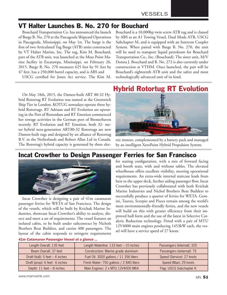 Marine News Magazine, page 51,  Jul 2015