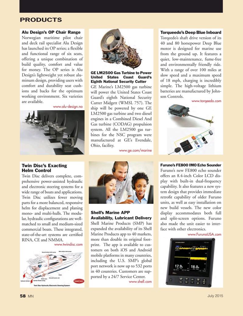 Marine News Magazine, page 58,  Jul 2015