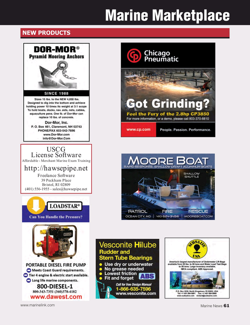 Marine News Magazine, page 61,  Jul 2015