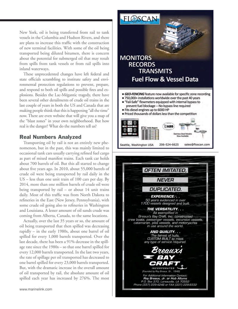 Marine News Magazine, page 29,  Sep 2015