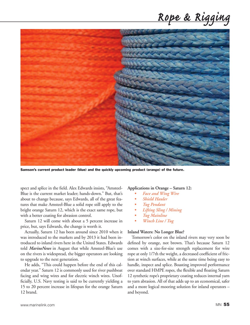 Marine News Magazine, page 55,  Sep 2015