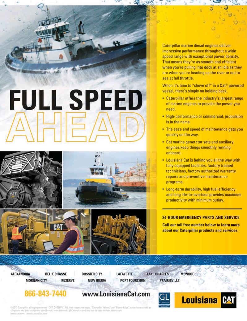Marine News Magazine, page 9,  Oct 2015