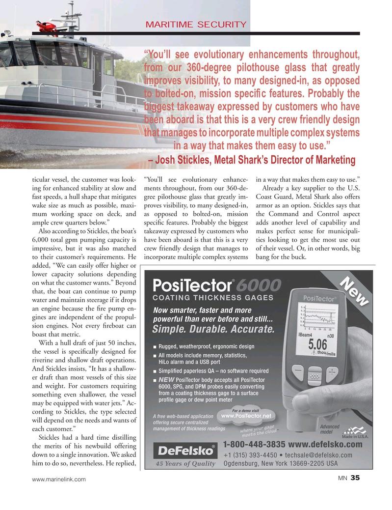 Marine News Magazine, page 35,  Oct 2015